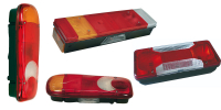 Tail lights Iveco
