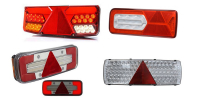 Tail lights trailers